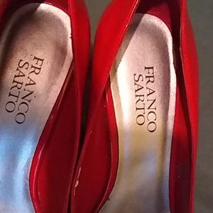 FRANCO SARTO women's shoes sz 7m